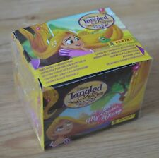 Panini Disney Rapunzel Die Serie 1x Display / 36 Tüten Sticker Stickertagebuch