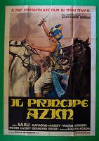 M29 Manifesto 4F die Prinz Azim Korda Sabu Massey Hobson Livesey Tester