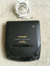 Technics Portable CD Player SL-XP330 Mash Shaping Fantastic Sound.