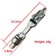 Mini Fishing Rod Reel Seat Fly Wheel Adapter Sea Saltwater Ice Valve Stainless