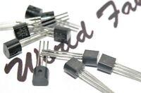 10pcs- MOTOROLA LA733P Transistor - TO-92  Genuine NOS
