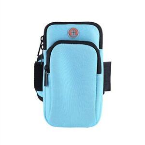 "Universal 6"" Sport Armband Phone Case Holder High Quality Phone Bag Running Gym"