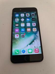 Apple iPhone 7 Plus - 128GB - Jet Black (Unlocked) A1784 ,     (Y989)