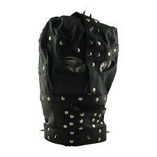 ce masque de bondage type cagoule fetish BDSM domina NEUF