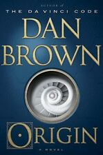 Origin  (ExLib) by Dan Brown