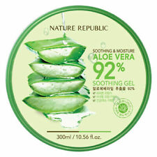 Nature Republic Soothing Moisture Aloe Vera 92 Soothing GEL 300ml Moisturing