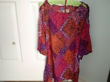 ONE TEASPOON lovely little rayon dress cool excellent condition size 6 $17.95