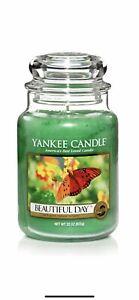 Yankee Candle Beautiful Day Large Jar
