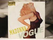 "MADONNA - VOGUE / KEEP IT TOGETHER 45 GIRI 7"" GERMANY 1990 SIRE"
