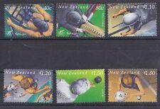 Nuova Zelanda New Zealand 2000 Discipline olimpiche nazionali 1902-7 MNH