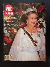 point de vue N°2209 elisabeth II fouad et fadila d'egypte garry kasparov 1990