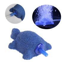 Turtle Aquarium Bubble Air Stone Diffuser Fish Tank Aerator Oxygen Pump Decor