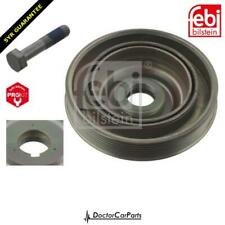 Crank Shaft Pulley FOR FORD S-MAX 06->14 2.0 MPV Diesel WA6 Kit