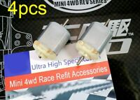 4 Pieces Single Shaft/Double Shafts Motor Spare Parts For Tamiya Mini 4WD Car