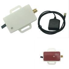 Motorcycle White Mini Size GPS Speed Transmitter Speedometer Sensor Adapter Kit
