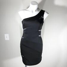 Hailey Logan Black Mini Dress