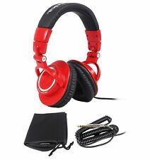 Audio-Technica ATH-M50RD Headband Headphones - Red