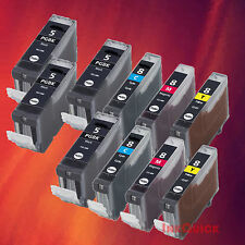 10 PGI-5/CLI-8 INK FOR CANON iP4300 iP4500 iP5200 MP510