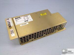 1TLC200W54 APC 200W 3.75A 52-56V DC POWER RECTIFIER FOR WS200 WALL SYSTEM