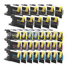 35 PACK LC71 LC75 Ink Cartridge for Brother MFC-J280W MFC-J425W MFC-J435W LC75