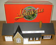 LIONEL 6-34110 ESTATE HOUSE HOME O GAUGE TOY TRAIN ACCESSORY LAYOUT LIGHTED NIB