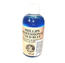 Brunitore liquido Phillips 250 ml per acciaio
