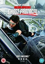 Mission Impossible: Ghost Protocol [DVD][Region 2]
