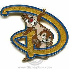Disney Chip and Dale Where Dreams Come True Disney D Chip & Dale pin