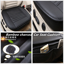 1X Bamboo Charcoal Car Seat Cushion Cover Full Surround Protect Seat Pad