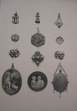 MOLINIER (Emile). - Collection Charles Mannheim. Objets d'art.Ill. de 14 pl.