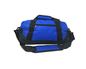 """Duffle Bags 18"""" Travel Sports School Gym Carry On Luggage Shoulder Strap"""
