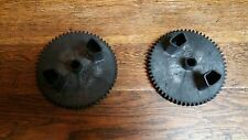 Lawn Sweeper Parts New OEM Brinly / John Deere Drive Gears, 60 Tooth (set of 2)