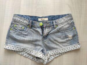 Süße Hot Pants/ Gr.S/ AC Denim
