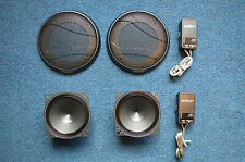 Audison Prima 100mm AP4 10 cms Midrange Component Car Audio Speakers
