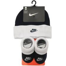 Nike Baby Debut Set Geschenk Schuhe Socken Mütze Newborn Jungen Gr. 0-3 Monate