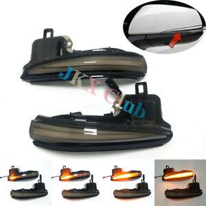 Dynamic LED Turn Signal Light j For Toyota Alphard RAV4 Highlander Tacoma Mirror