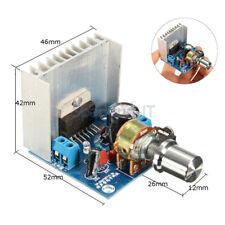 NEW AC/DC 12V TDA7297 2x15W Digital Audio Amplifier DIY Kit Dual-Channel Module