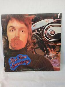 Red Rose Speedway- Paul McCartney and WIngs original EMI 1973 pressing