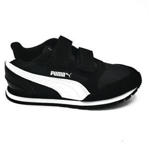 Scarpe Bambino PUMA Ginnastica Sneakers Sportive Strappi da Scuola St Runner 28