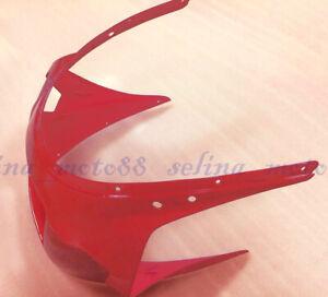 Front upper nose Head fairing Fit For SUZUKI RG500 RG400 1984-1987 1985 1986 Red