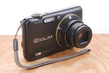 Casio Exilim EX-FC100 Digital Camera - High Speed, 9.1MP, 5x Zoom, Etc.