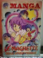 Le Maghette dello studio Pierrot e Il magico mondo di miyazaki di Davide D.Sa.-F