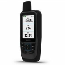 Garmin GPSMAP 86sc Handheld Marine GPS with US BlueChart g3 Maps 010-02235-02