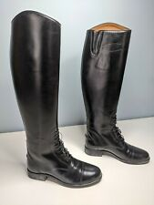 New Ariat 55101 Heritage Field Equestrian Leather Riding Boots  - Womens 6.5