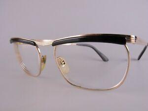 Vintage Rodenstock Cantor 1/10 12K Gold Filled Eyeglasses Size 52-18 140 Germany