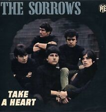 "SORROWS ""TAKE HEART"" ORIG FR 1965 RARE EX/VG++"