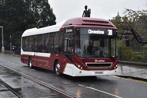 24 BT14 DKU Lothian Buses 6x4 Quality Bus Photograph