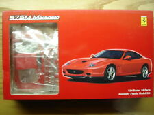 Fujimi 1:24 Scale Ferrari 575M Maranello Model Kit New - RS65
