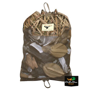 AVERY GHG LARGE FLOATING DUCK GOOSE DECOY BAG 24 DECOYS SHADOW GRASS BLADES CAMO