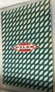 1990's Auto Pilen Spanish Diecast Model Car Catalogue